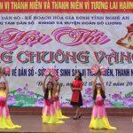 Đô Lương: Tổ chức hội thi Rung chuông vàng tìm hiểu kiến thức sức khỏe sinh sản vị thành niên, thanh niên