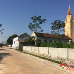 Giáo dân Đô Lương đóng góp 15 tỷ  đồng, hiến gần 3000 m2 đất xây dựng nông thôn mới