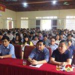 UBND huyện Đô Lương: Triển khai kế hoạch sản xuất vụ Xuân năm 2019