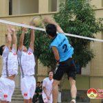 BCH Quân sự huyện tổ chức giải bóng chuyền chào mừng ngày thành lập quân đội nhân dân Việt Nam