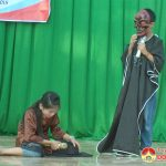 Hội đồng đội huyện đoàn Đô Lương tổ chức nói chuyện truyền thống tại trường tiểu học Trù Sơn.