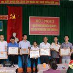 Hội người mù huyện Đô Lương tổng kết công tác hội năm 2018