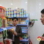 Ban chỉ đạo 398 tỉnh về kiểm tra công tác phòng chống buôn lậu, gian lận thương mại, hàng giả tại Đô Lương