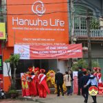 Công ty TNHH Bảo hiểm Hanwha Life Việt Nam khai trương văn phòng tổng đại lý  Đô Lương