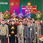Đại hội MTTQ Việt Nam xã Xuân Sơn nhiệm kỳ 2019 – 2024