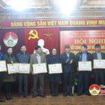 Đảng bộ cơ quan chính quyền huyện Đô Lương tổng kết công tác xây dựng Đảng
