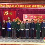 Ban liên lạc bộ đội biên phòng huyện Đô Lương: Kỉ niệm 60 năm ngày Biên phòng Việt Nam 3/3/1959 – 3/3/2019.