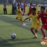Câu lạc bộ sông Lam Nghệ An tổ chức giải bóng đá U10 năng khiếu tại Đô Lương
