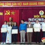 LĐLĐ huyện tổ chức hội nghị tổng kết hoạt động công đoàn năm 2018