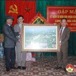 Khối 2 Thị trấn kỷ niệm 20 năm đón nhận danh hiệu văn hoá cấp tỉnh