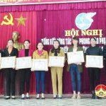 Hội liên hiệp phụ nữ huyện Đô Lương tổng kết hoạt động công tác hội  năm 2018