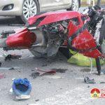 Tai nan đường N5 khiến một người tử vong tại chỗ