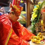 Đô Lương tổ chức lễ giổ lần thứ 961 năm Uy Minh Vương Lý Nhật Quang