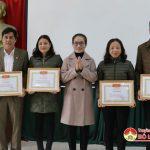 Đô Lương: Tổng kết công tác Văn hóa- Thông tin huyện năm 2018.
