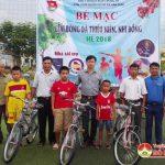 Tuổi trẻ Đô Lương với Phong trào chăm sóc trẻ em nghèo