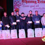 UBND huyện, hội chữ thập đỏ huyện Đô Lương: Chương trình trao quà tết xuân Kỷ Hợi 2019.