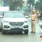 Đô Lương: Bảo đảm trật tự, an toàn giao thông trong dịp Tết Nguyên đán Kỷ Hợi