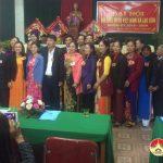 Xã Lạc Sơn tổ chức Đại hội MTTQVN xã nhiệm kỳ 2019 – 2024