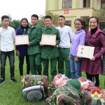 Đô Lương đón 230 chiến sỹ trở về địa phương