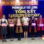 Phòng GD&ĐT tổng kết hội thi giáo viên dạy giỏi cấp huyện