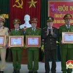 Công an huyện Đô Lương: Tổng kết công tác năm 2018