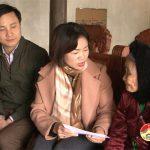 Hội Nông dân tỉnh Nghệ An tặng quà các gia đình chính sách có hoàn cảnh khó khăn