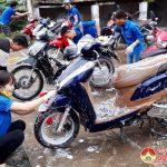 Thanh niên Đô Lương: Rửa xe, bán ngô ngọt, làm hương gây quỹ thiện nguyện.