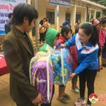 Tuổi trẻ Quang Sơn với mùa Đông tình nguyện- Xuân yêu thương