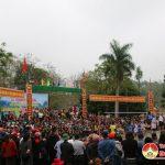 Chung kết bóng chuyền nam lễ hội Đền Quả Sơn 2019