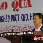 Truyền thông Đô Lương chung tay vì học sinh, sinh viên nghèo
