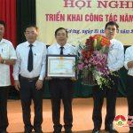 Tòa án nhân dân huyện Đô Lương tổ chức hội nghị triển khai công tác năm 2019