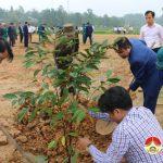 """Đô Lương: Phát động tết trồng cây """" Đời đời nhớ ơn Bác Hồ"""" Xuân Kỷ Hợi năm 2019"""