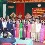 Đại hội đại biểu UBMTTQ xã Đà  Sơn lần thứ VIII-nhiệm kỳ 2019-2024