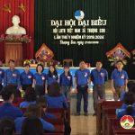 Hội liên hiệp thanh niên xã Thượng Sơn: Tổ chức đại hội đại biểu liên hiệp thanh niên nhiệm kỳ 2019-2024