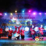 Đô Lương tổ chức hội diễn văn nghệ lễ hội Đền Quả Sơn