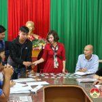Trung tâm Văn hóa, Thể thao &Truyền thông tổ chức bốc thăm giải bóng chuyền Đền Quả Sơn