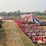 Hiến Sơn – Đô Lương đón bằng công nhận xã đạt chuẩn Nông thôn mới