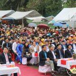 Đô Lương tưng bừng tổ chức lễ hội Đền Quả Sơn năm 2019 và công bố quyết định Lễ hội Đền Quả Sơn là di sản văn hóa phi vật thể Quốc gia