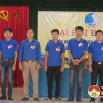 Hội liên hiệp thanh niên xã Thuận Sơn: Tổ chức đại hội đại biểu nhiệm kỳ 2019-2024