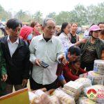 Đô Lương tổ chức gian hàng trưng bày đặc sản nông nghiệp