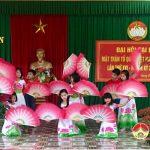 Đại hội đại biểu MTTQ xã Bồi Sơn nhiệm kỳ 2019- 2024