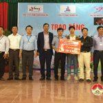 Nguyễn Công Phượng phối hợp trao tặng 300 tấn xi măng cho quê nhà