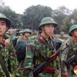 Sư đoàn 324:  Luyện tập chuyển trạng thái sẵn sàng chiến đấu