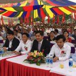 Xã Lam Sơn, huyện Đô Lương đón bằng công nhận đạt chuẩn nông thôn mới
