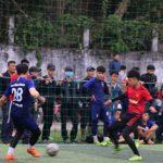 Đô Lương Bế mạc giải bóng đá TH PT và Dạy nghề