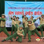 Trung tâm văn hóa Tỉnh tổ chức chương trình âm vang Điện Biên.