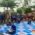 """Ban dân số- KHHGĐ & Đoàn thanh niên Quang Sơn tổ chức hội thi """"Rung Chuông vàng"""""""