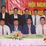 Cty Cổ phần kinh doanh tổng hợp Đô Lương, CTy dầu thực vật Nghệ An tổ chức hội nghị người lao động năm 2019.
