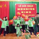 Xóm 10 xã Lam  Sơn đón nhận danh hiệu làng văn hóa