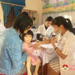 Đô Lương: Triển khai khai chiến dịch tiêm phòng bổ sung Sởi, Rubella cho trẻ từ 1-5 tuổi